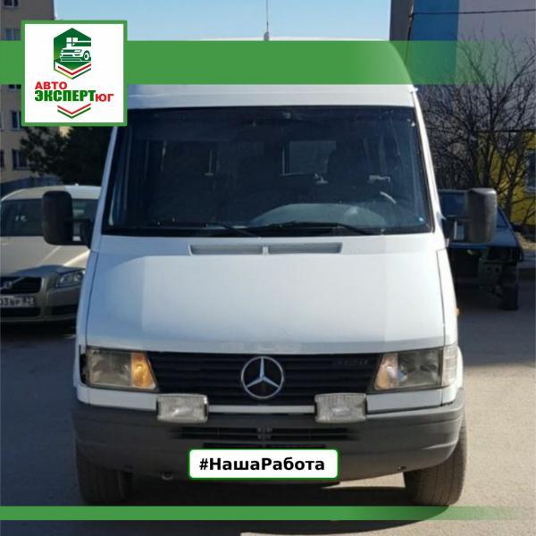 Переоборудование Mersedez Benz Sprinter 312D - Авто-эксперт Крым - Профессиональная помощь для автовладельцев