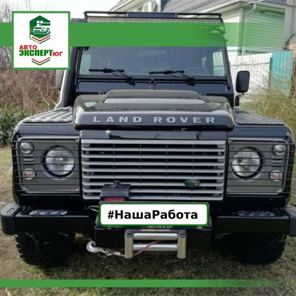 Переоборудование Land Rover - Авто-эксперт Крым - Профессиональная помощь для автовладельцев