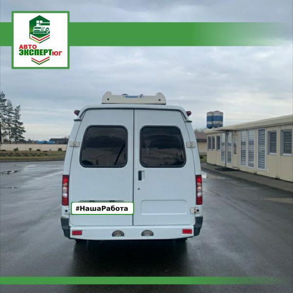 Установка кондиционера на крышу ГАЗелей - Авто-эксперт Крым - Профессиональная помощь для автовладельцев