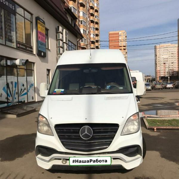 Установка ТСУ на Mercedes-Benz 22360C - Авто-эксперт Крым - Профессиональная помощь для автовладельцев