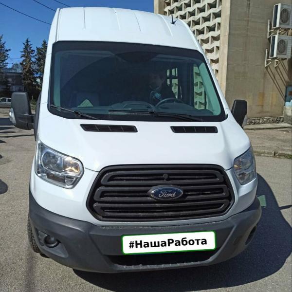 Переоборудование Ford Transit - Авто-эксперт Крым - Профессиональная помощь для автовладельцев