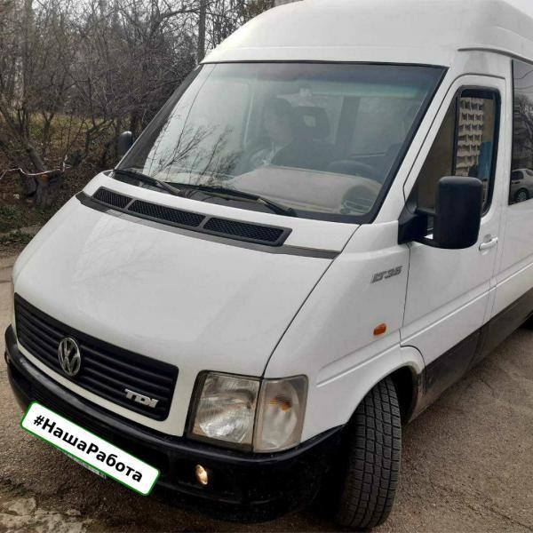 Монтаж накрышного кондиционера на Mercedes Benz 22303 - Авто-эксперт Крым - Профессиональная помощь для автовладельцев