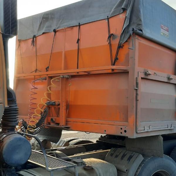 Переоборудование в грузовой полуприцеп - Авто-эксперт ЮГ - Профессиональная помощь для автовладельцев